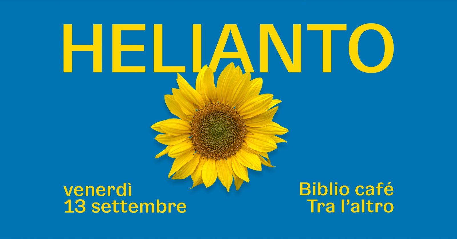 Evento: 13 Settembre Biblio Café Tra l'altro