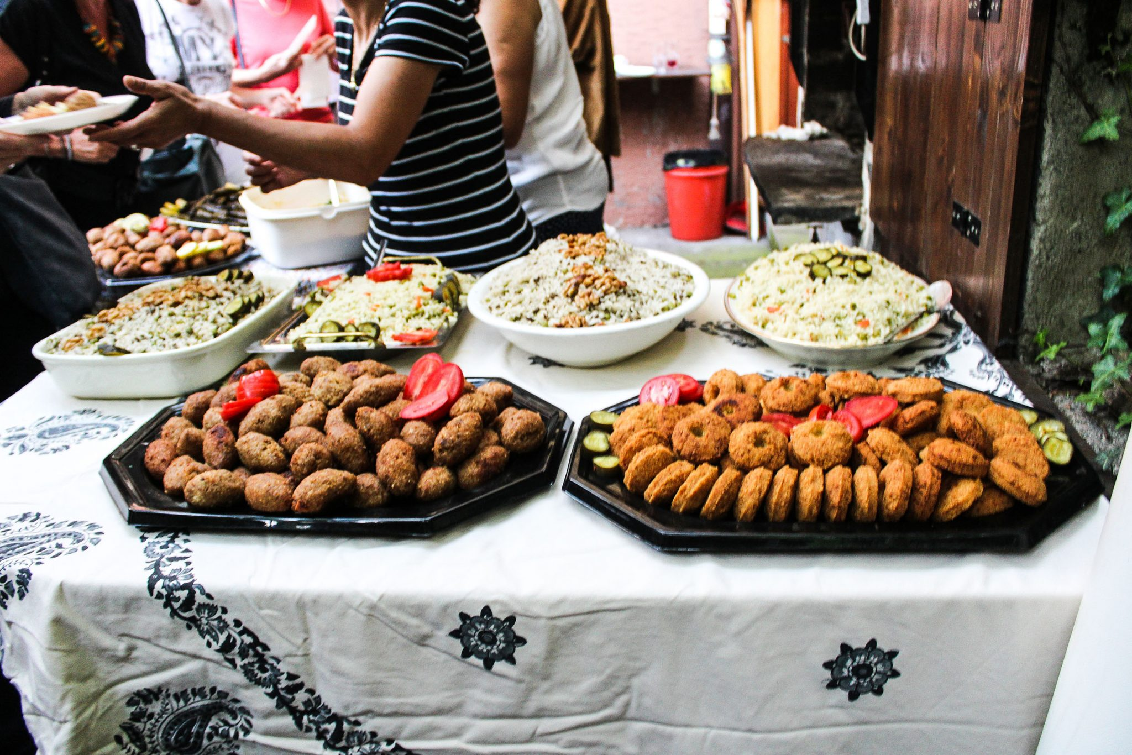 Cucina etnica curda