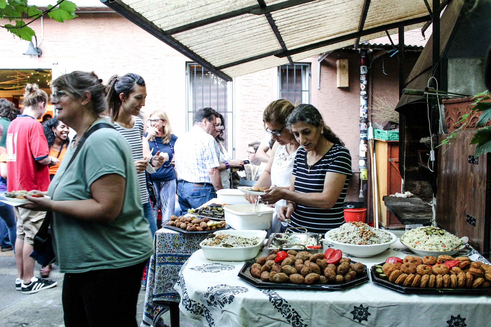 Cucina etnica al Tra di Lugano