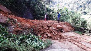 Immagine sulla costruzione del nuovo asilo in Sri Lanka.